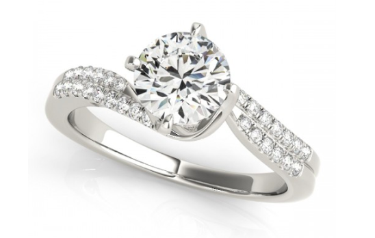 fashionable engagement rings