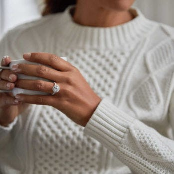 All About Your Engagement Ring Finger
