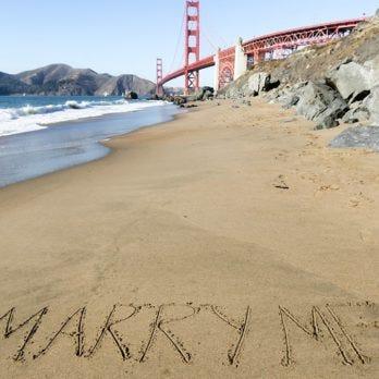 The Best Proposal Spots in San Francisco