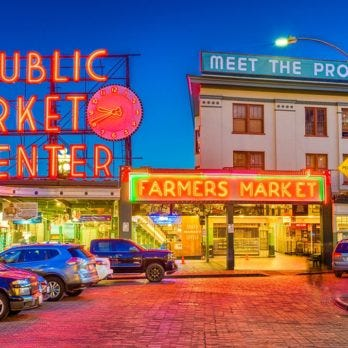 Our Favorite Proposal Spots in Seattle