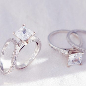 All About Wedding Ring Sets