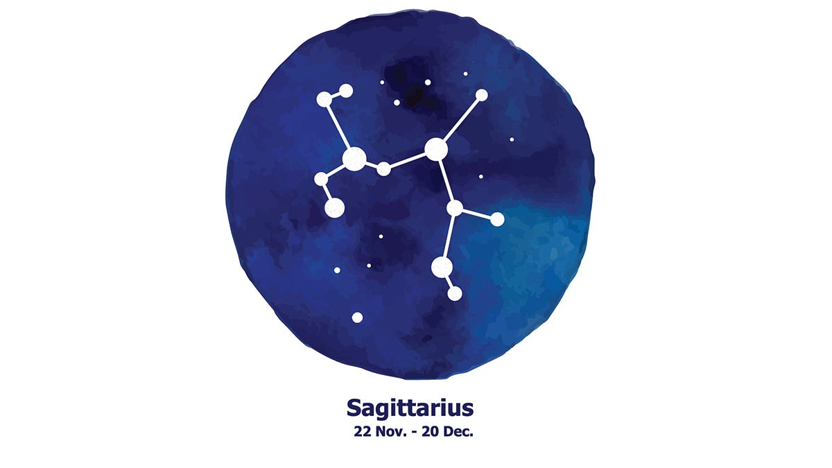 sagittarius engagement rings