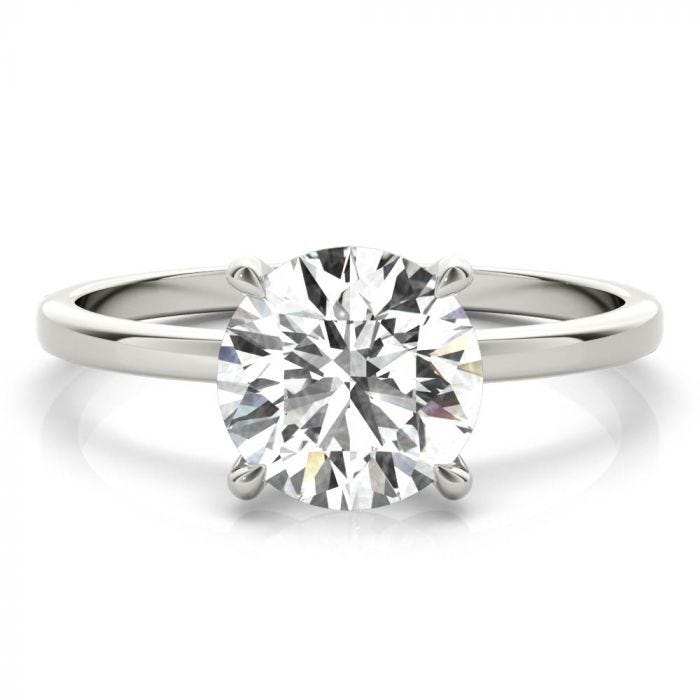 The June Solitaire Ring