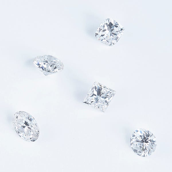 conflict free, lab grown diamonds