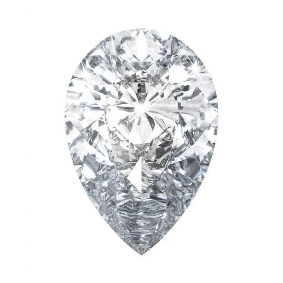 pear shaped diamond