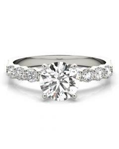 Perfect Fit Shared Prong Grand Ring
