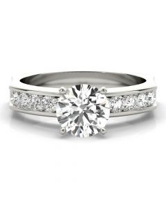 Perfect Fit Channel Set Petite Ring