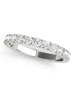 Essentials 3/8ct Anniversary Band Platinum