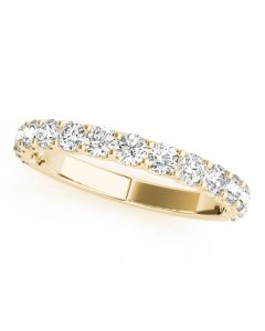 Essentials 3/8ct Anniversary Band 18kt Yellow Gold