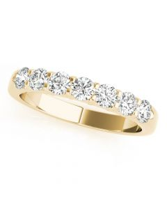 Essentials 1ct Anniversary Band 18kt Yellow Gold