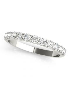 1/2 CT. TW. Coupé 11 Stone Diamond Ring