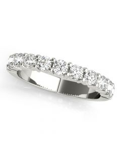 1 CT. TW. Coupé 11 Stone Diamond Ring