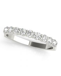 Perfect Fit Shared Prong Grand Matching Band