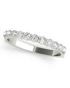 Perfect Fit Shared Prong Petite Matching Band