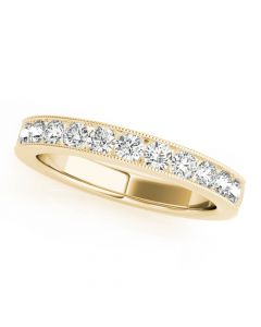 Essentials 3/4ct Anniversary Band 18kt Yellow Gold