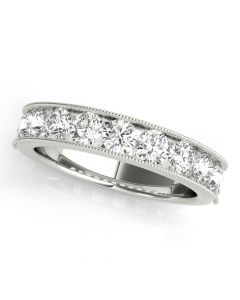 1/2 CT. TW. Flora Diamond Ring