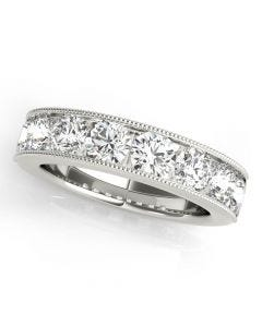 1 CT. TW. Flora Diamond Ring